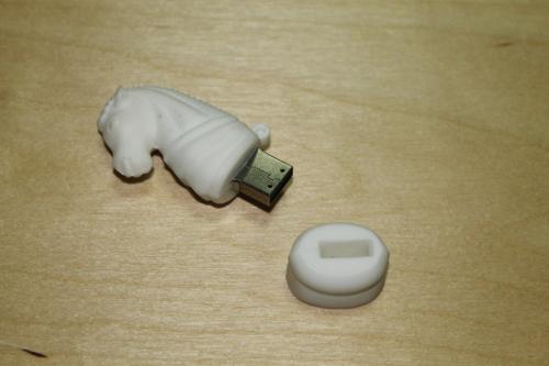 Pendrive Forma de Caballo 8 GB