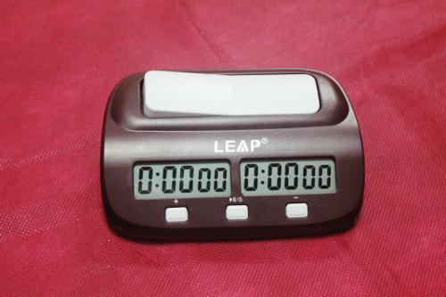 Reloj digital de ajedrez Leap PQ 9907