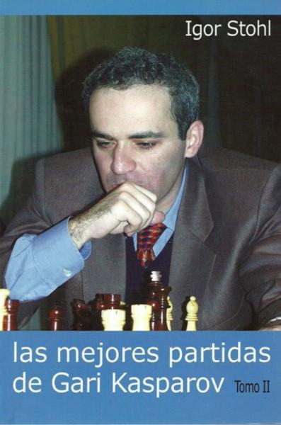 Las mejores partidas de Gary Kasparov II