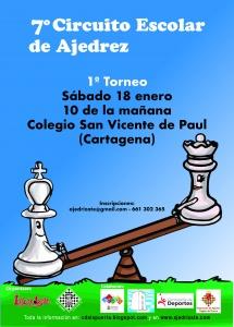 cartel para PAUL 22