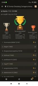 III Torneo Chesslang